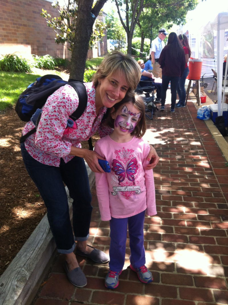 Facepainting Fun